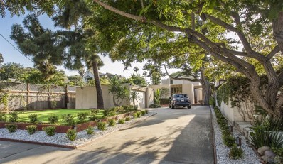 7722 Ludington Place, La Jolla, CA 92037 - MLS#: 180031370