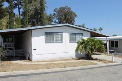 150 S Rancho Santa Fe Rd UNIT 63, San Marcos, CA 92078 - MLS#: 180031513