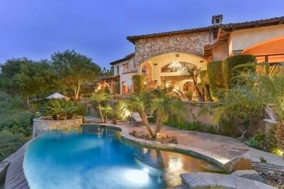 18414 Calle La Serra, Rancho Santa Fe, CA 92091 - MLS#: 180031627