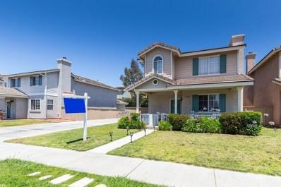 1401 Fieldbrook, Chula Vista, CA 91913 - MLS#: 180031645