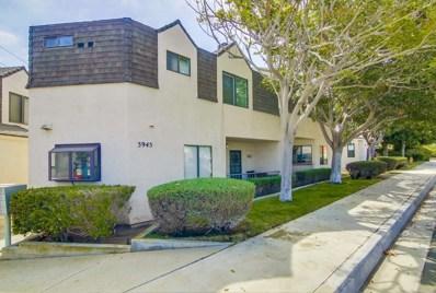 3945 Wabaska UNIT 4, San Diego, CA 92107 - MLS#: 180031699