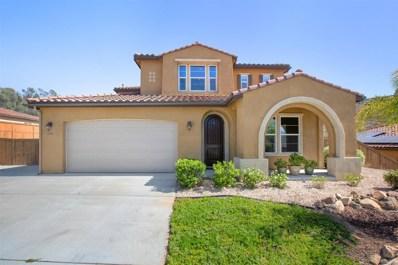 1595 Los Senderos, Santee, CA 92071 - MLS#: 180031884