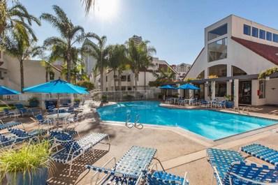701 Kettner Blvd UNIT 14A, San Diego, CA 92101 - MLS#: 180031894