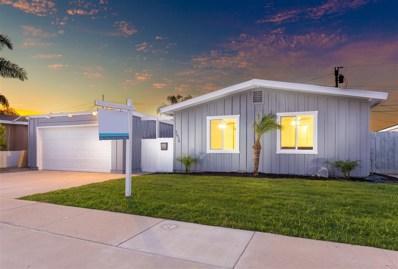 3634 Morlan St, San Diego, CA 92117 - MLS#: 180031903