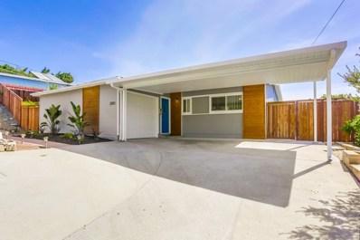 2051 Boundary St, San Diego, CA 92104 - MLS#: 180031917