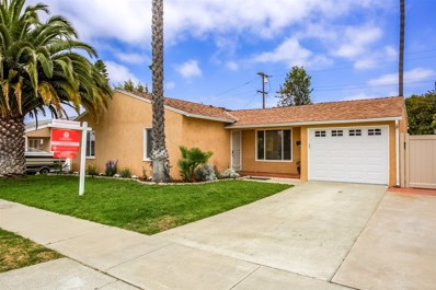 3339 Cheyenne Ave, San Diego, CA 92117 - MLS#: 180032099