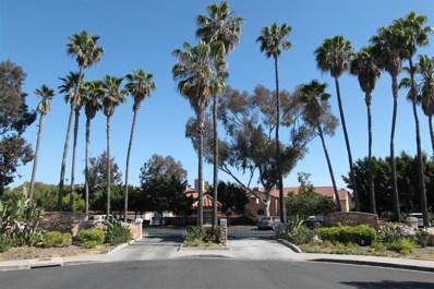 7120 Shoreline Dr UNIT 2307, San Diego, CA 92122 - MLS#: 180032107