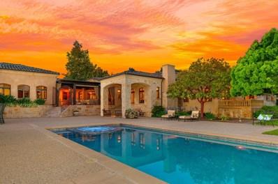 17222 Via Recanto, Rancho Santa Fe, CA 92067 - MLS#: 180032110