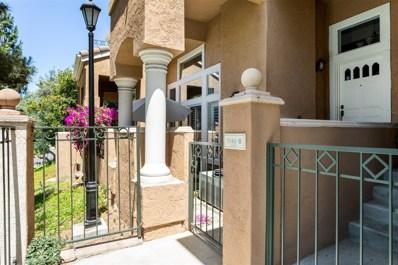7140 Calabria UNIT B, San Diego, CA 92122 - MLS#: 180032152
