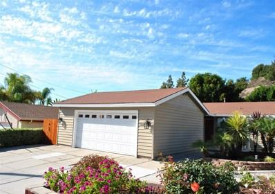 7229 Hamlet Ave, San Diego, CA 92120 - MLS#: 180032249