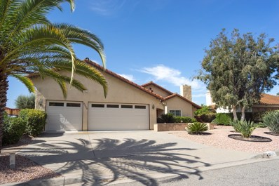 3925 Summer Way, Escondido, CA 92025 - MLS#: 180032289