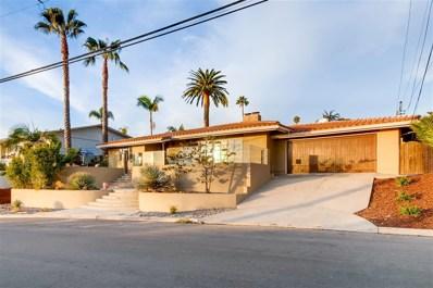 1114 Skylark Dr, La Jolla, CA 92037 - MLS#: 180032356