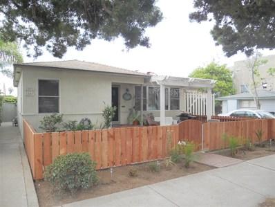 1343\/47 Felspar, Pacific Beach, CA 92109 - MLS#: 180032400