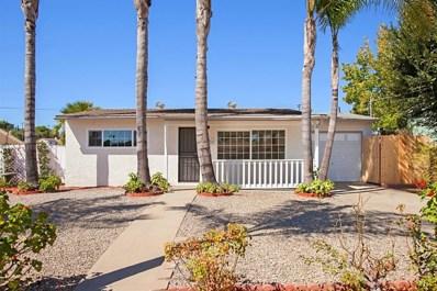 8126 Solana St, San Diego, CA 92114 - MLS#: 180032403