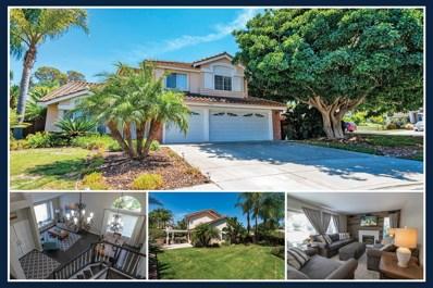 5005 Sunbright Ct, Oceanside, CA 92056 - MLS#: 180032406