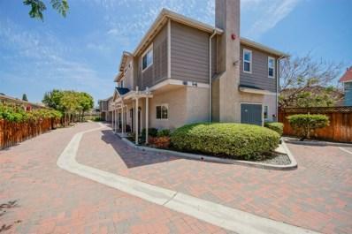 372 Roosevelt St UNIT 5, Chula Vista, CA 91910 - MLS#: 180032469