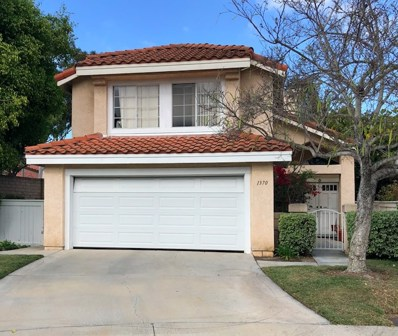 1370 Montego Ct, Vista, CA 92081 - MLS#: 180032470