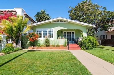 3383 28th Street, San Diego, CA 92104 - MLS#: 180032514