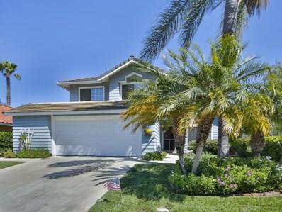 5357 Gooseberry Way, Oceanside, CA 92057 - MLS#: 180032535