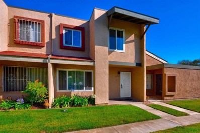 1595 Mendocino UNIT 26, Chula Vista, CA 91911 - MLS#: 180032541