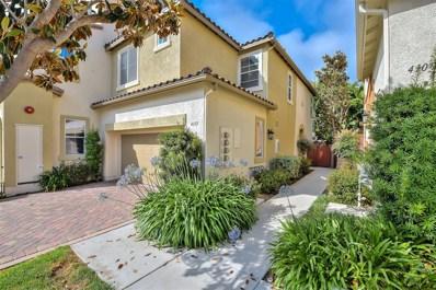 4113 Peninsula Dr, Carlsbad, CA 92010 - MLS#: 180032553
