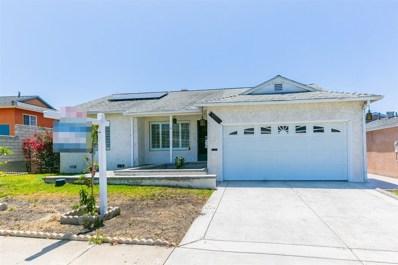 1611 Rowan Street, San Diego, CA 92105 - MLS#: 180032567