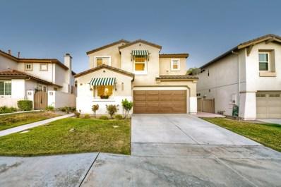 1455 Horn Canyon Ave, Chula Vista, CA 91915 - MLS#: 180032629