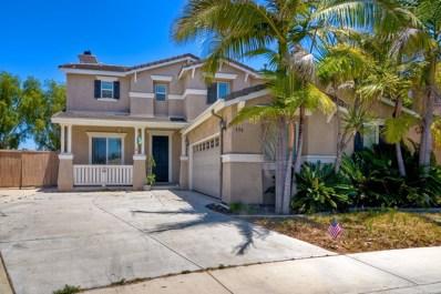 396 Monte Vista Way, Oceanside, CA 92057 - MLS#: 180032667