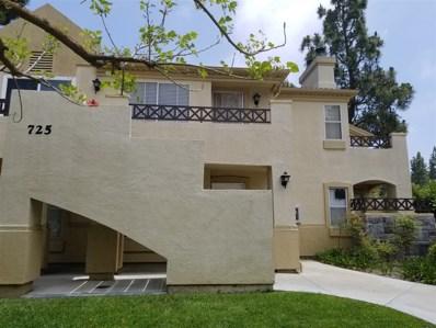 725 Brookstone UNIT 202, Chula Vista, CA 91913 - MLS#: 180032741