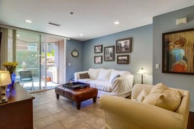 1225 Island Ave UNIT 112, San Diego, CA 92101 - MLS#: 180032960
