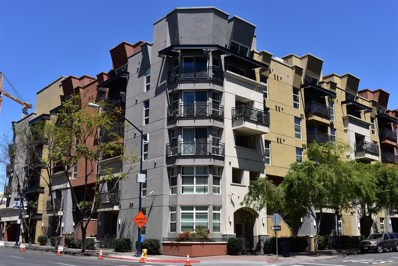 550 Park Blvd UNIT 2308, San Diego, CA 92101 - MLS#: 180033019