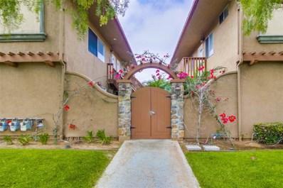 1203 Donax Ave, Imperial Beach, CA 91932 - MLS#: 180033049