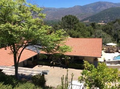 15783 Pauma Valley Drive, Pauma Valley, CA 92061 - MLS#: 180033053