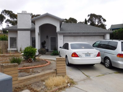 4395 Cranberry Ct, San Diego, CA 92154 - MLS#: 180033089