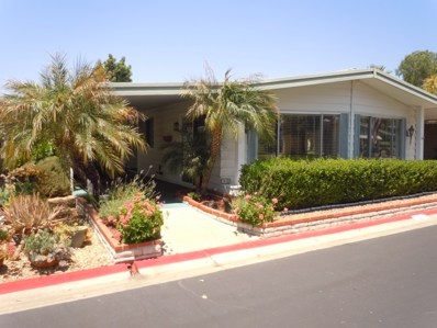 2250 N Broadway UNIT 51, Escondido, CA 92026 - MLS#: 180033114