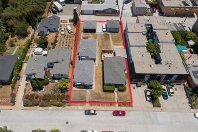 4553-57 55th St., San Diego, CA 92115 - MLS#: 180033130