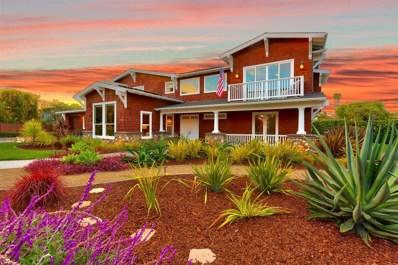 690 Corona Way, Encinitas, CA 92024 - MLS#: 180033176