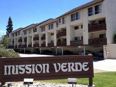 6111 Rancho Mission Road UNIT 107, San Diego, CA 92108 - MLS#: 180033223