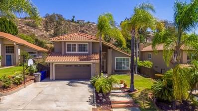 1789 Sea Pines Rd, El Cajon, CA 92019 - MLS#: 180033287
