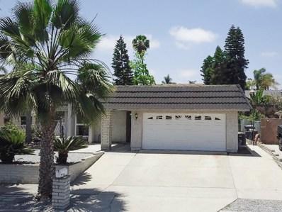 4108 Alana Circle, Oceanside, CA 92056 - MLS#: 180033347
