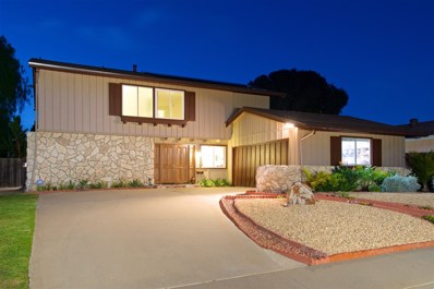 3286 Mercer Lane, San Diego, CA 92122 - MLS#: 180033413