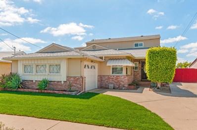 6202 Estrella Ave, San Diego, CA 92120 - MLS#: 180033551