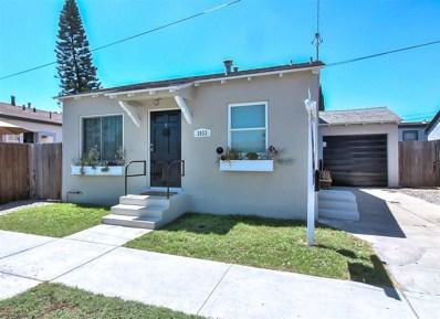 3553 Monroe Ave, San Diego, CA 92116 - MLS#: 180033647