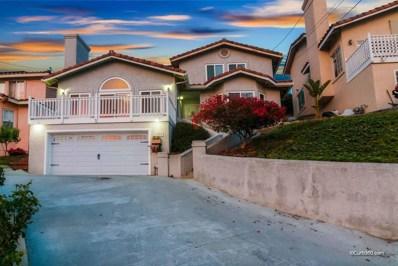 1229 La Mesa Ave, Spring Valley, CA 91977 - MLS#: 180033663
