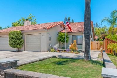 1890 Hilton Head Rd, El Cajon, CA 92019 - MLS#: 180033717