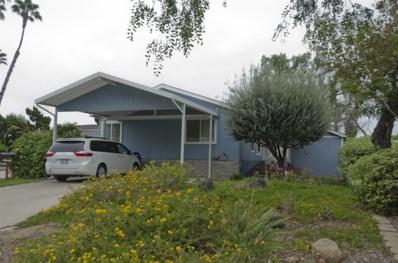 1120 Pepper Dr. UNIT 150, El Cajon, CA 92021 - MLS#: 180033735