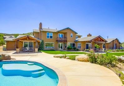24652 High Country Rd, Ramona, CA 92065 - MLS#: 180033744