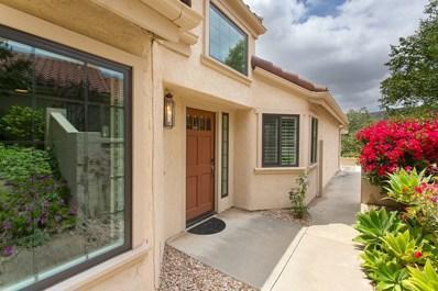 29192 Vista Valley Dr, Vista, CA 92084 - MLS#: 180033760