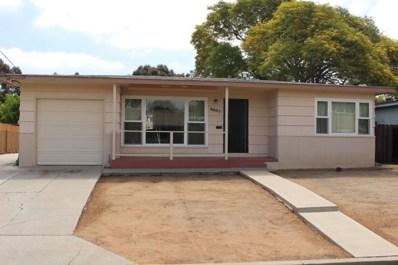 4607 Toni Lane, La Mesa, CA 91942 - MLS#: 180033823