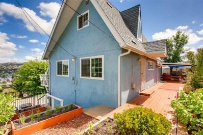 8164 Sunset Rd, Lakeside, CA 92040 - MLS#: 180033857